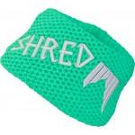 Pleteni smučarski trak Shred - mint