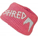 Pleteni smučarski trak Shred - roza
