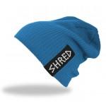 Smučarska kapa Shred PARK beanie - modra