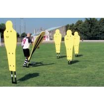 Liski pregibna maketa nogometaša PRO SOFT FLEX