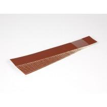 Rezervni brusni papir za polirec robnikov, 10kos
