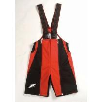 Ogrevalne hlače Zandona - odrasle (rdeče), L