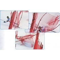 Liski zaščitna mreža, tip B, 15x2m, brez količkov (okna 5x5)