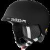 Smučarska čelada Shred Half Brain CLARITY, 2019