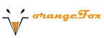 logo orange fox